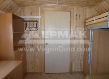 Внутренняя отделка жилых помещений из натуральной древесины