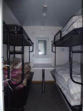Жилой вагон-дом на 8 человек