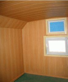 Внутренняя отделка вагон-домов Ермак