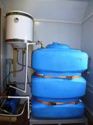 Автономное водоснабжение в вагон-доме