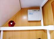Пожарная сигнализация в вагон-доме