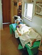 Вагон-дом медицинский пункт