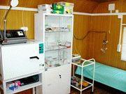Шкаф для медикаментов в трассовом медпункте