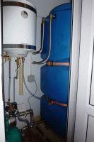 Система водоснабжения санузла Ермак