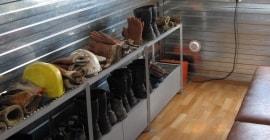 Просушка обуви и перчаток без сушильного шкафа