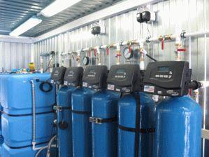 Блочно-модульная станция водоочистки Ермак-Чистая вода