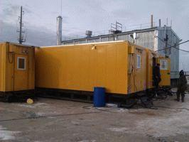 Блочно-модульная станция подготовки питьевой воды в ЯНАО