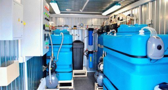 Системы очистки воды Ермак - Чистая вода