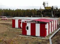 Быстровозводимые здания в Якутии