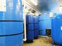 """Станция водоочистки """"Ермак - чистая вода"""" - оборудование"""