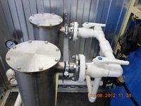 """Станция водоочистки """"Ермак - чистая вода"""" - внутренний вид"""