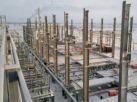 Строительство здания компрессорного цеха - шеф-монтажные работы