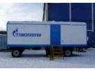 Вагон-дома Ермак для компании Томскгазпром
