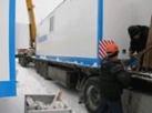Служба доставки Группы Ермак отгружает вагон-дома заказчикам