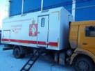 ФАПы-кунги на базе автомобилей КАМАЗ