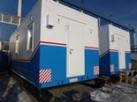 Отгружены заказчику жилые блок-модули на санях