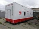 Кабинет предрейсового осмотра «Ермак» отгружен заказчику в ХМАО