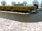 Отгружен заказчику вахтовый поселок на базе вагон-домов Ермак