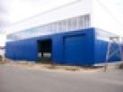 Производственное здание для ОАО «Когалымнефтегеофизика»