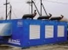 Поставка дизельной электростанции для энергообеспечения поселка Кышик