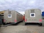 Комплекс мобильных зданий для вертолетной площадки