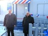 Торжественно открыт новый ФАП в поселке Слобода