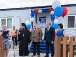 В Нижних Таволгах торжественно открыли новый ФАП