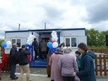 В Сысертском районе торжественно открыли два новых ФАПа