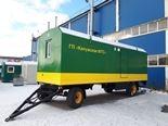 Лесопромышленные компании высоко оценивают жилые вагон-дома Ермак