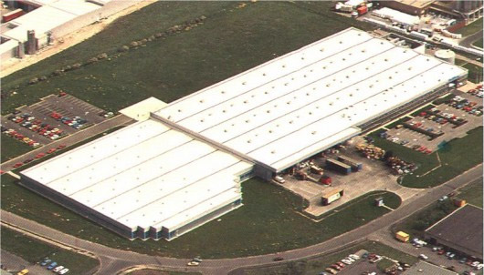 Завод компании Hydropath Holdings Ltd в Великобритании