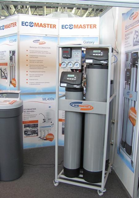 Универсальная станция водоочистки Ecomaster