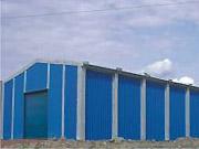 Модульное здание из сэндвич панелей